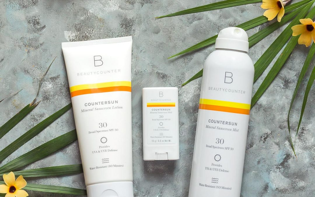 Sunscreen – What you need to know.